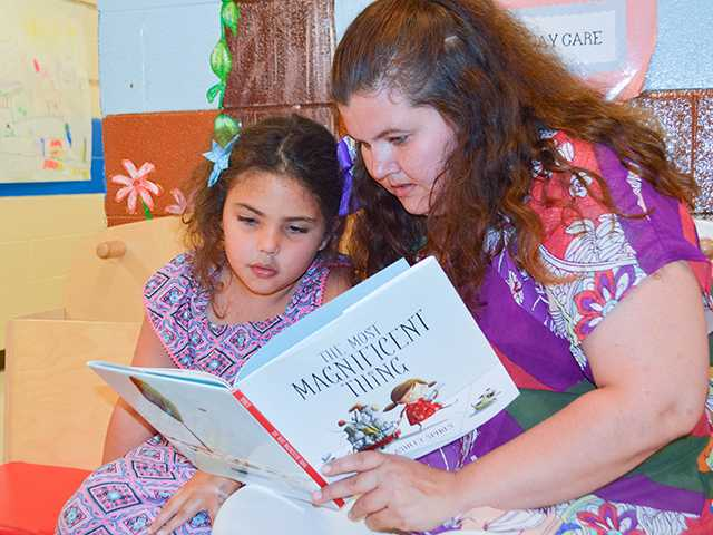 Read to be Ready provides kids with the chance to excel