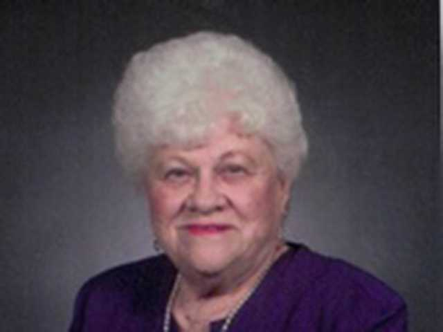 Mildred Cantrell Phillips, 90