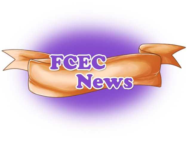 FCEC news