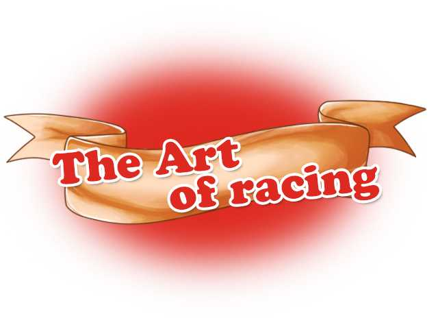 The Art of Racing - Harvick, Busch on top again