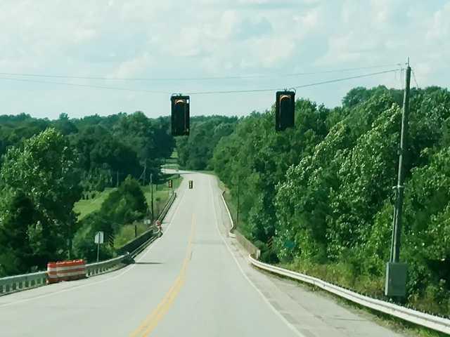Construction work on bridge now underway