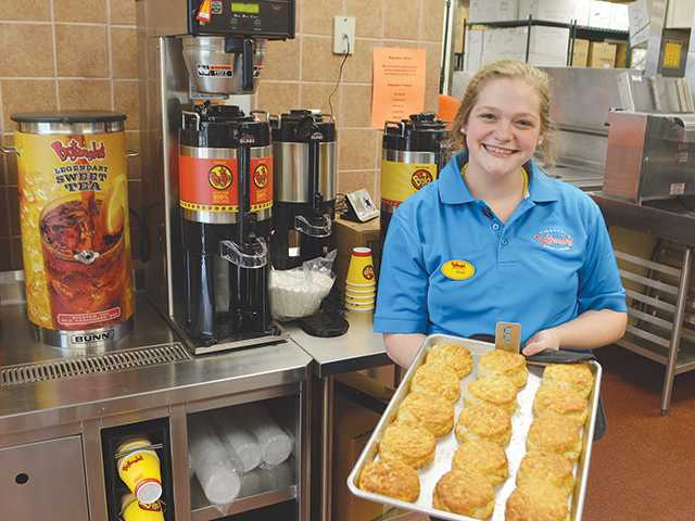 Business Pulse - For Bojangles, it's go time