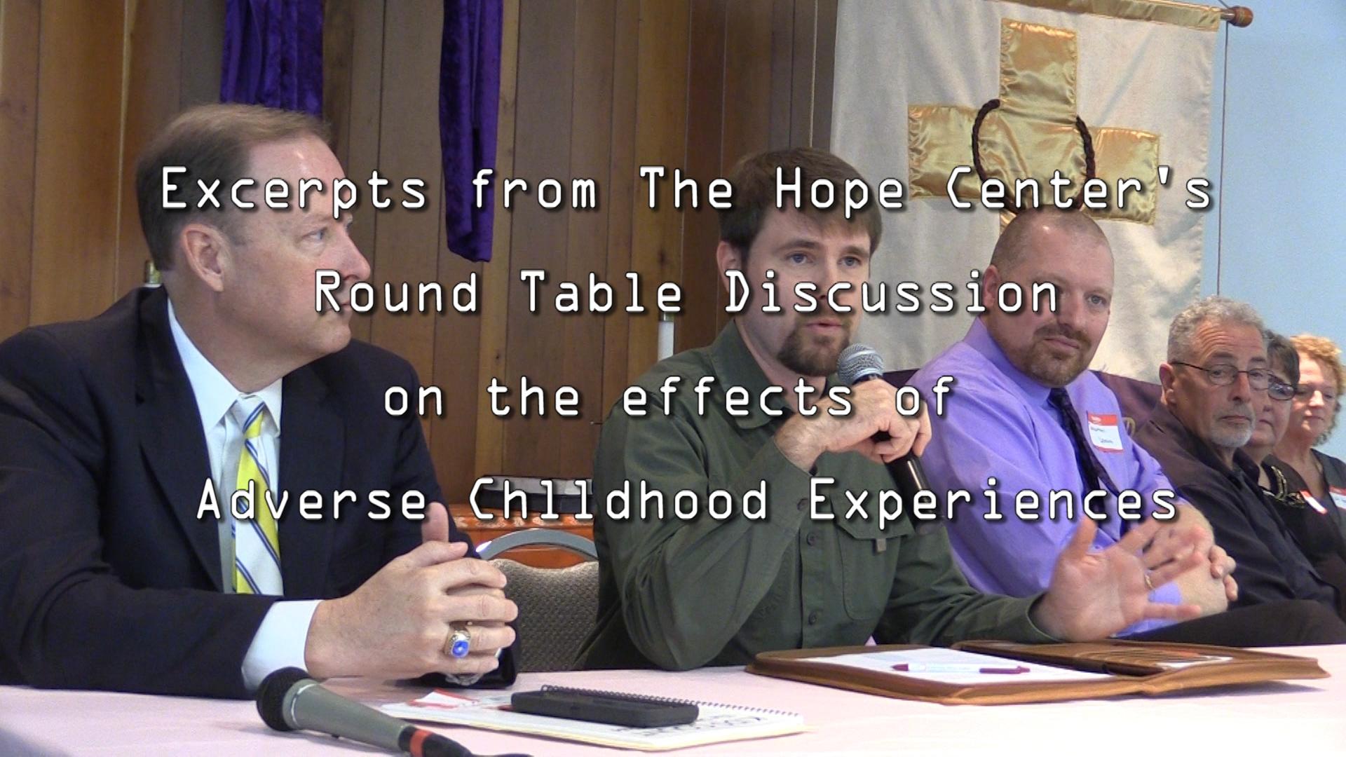 VIDEO - Adverse Childhood Experiences seminar