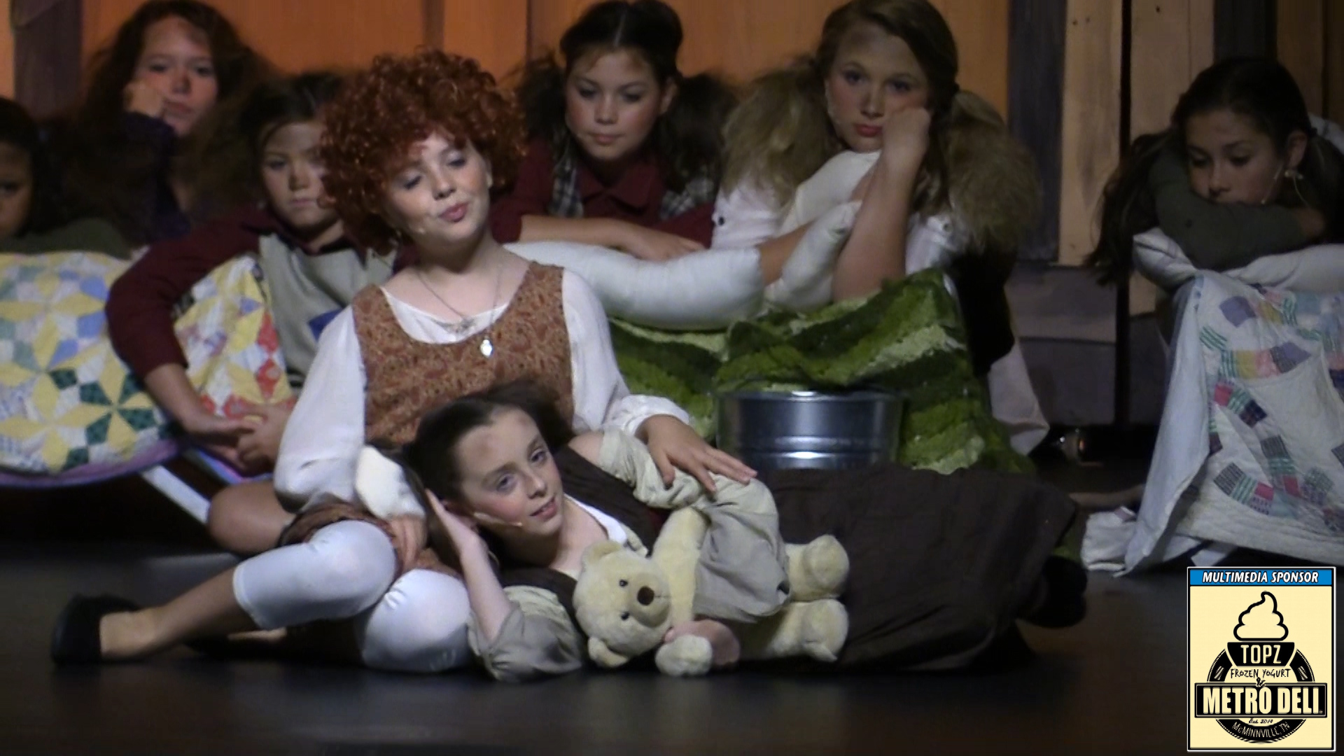 VIDEO: Park Theater production of Annie Jr.