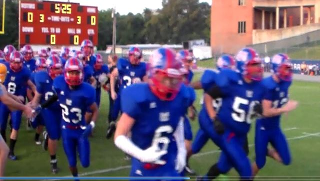 Video from Warren County loss against Shelbyville