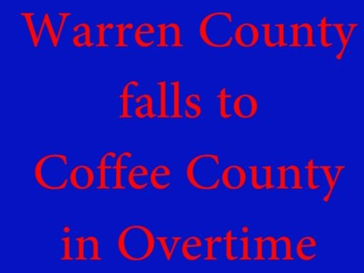 Coffee beats WC in overtime