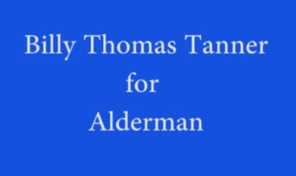 Billy Thomas Tanner for McMinnville Alderman