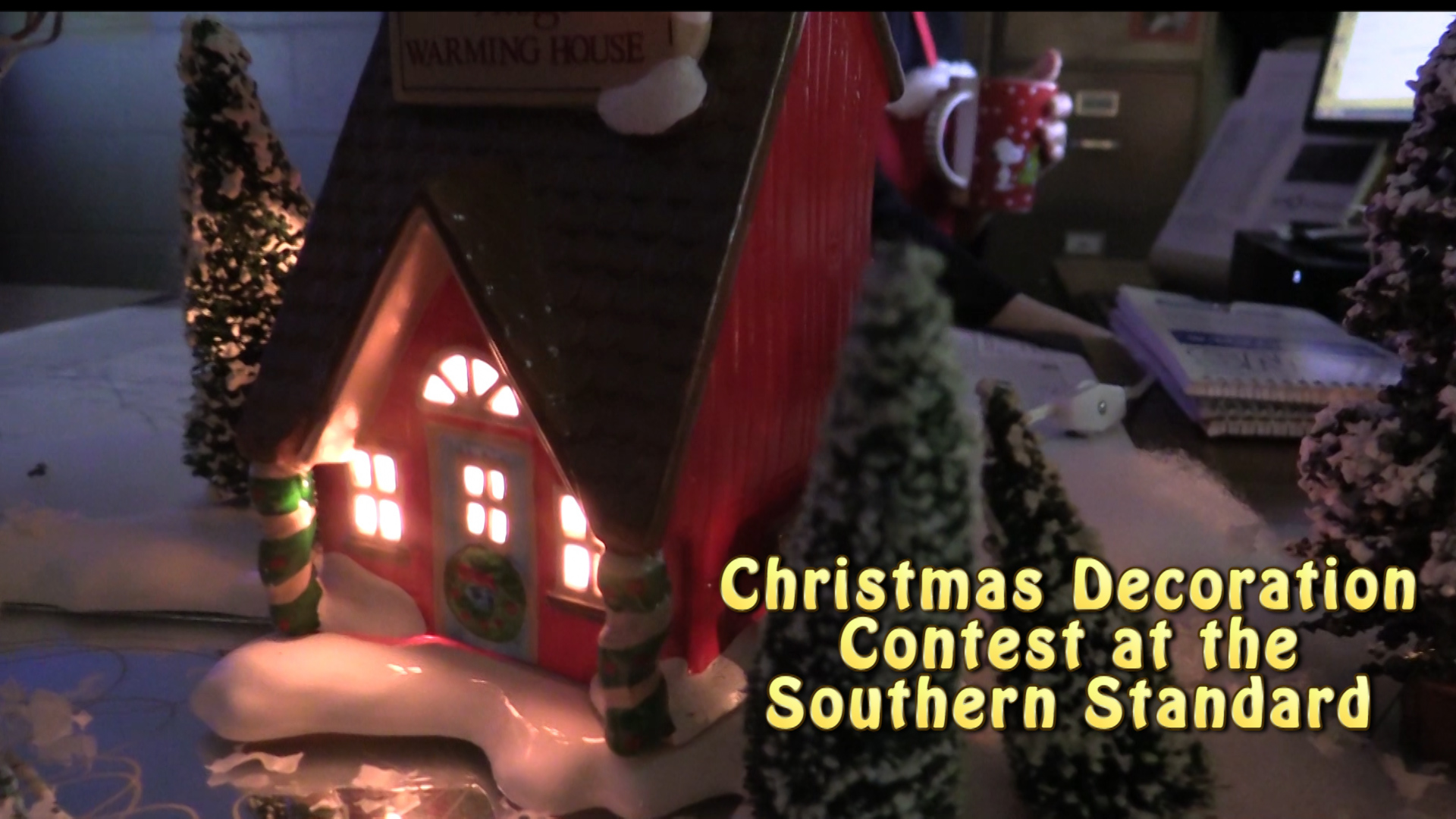 VIDEO - Christmas at the Southern Standard