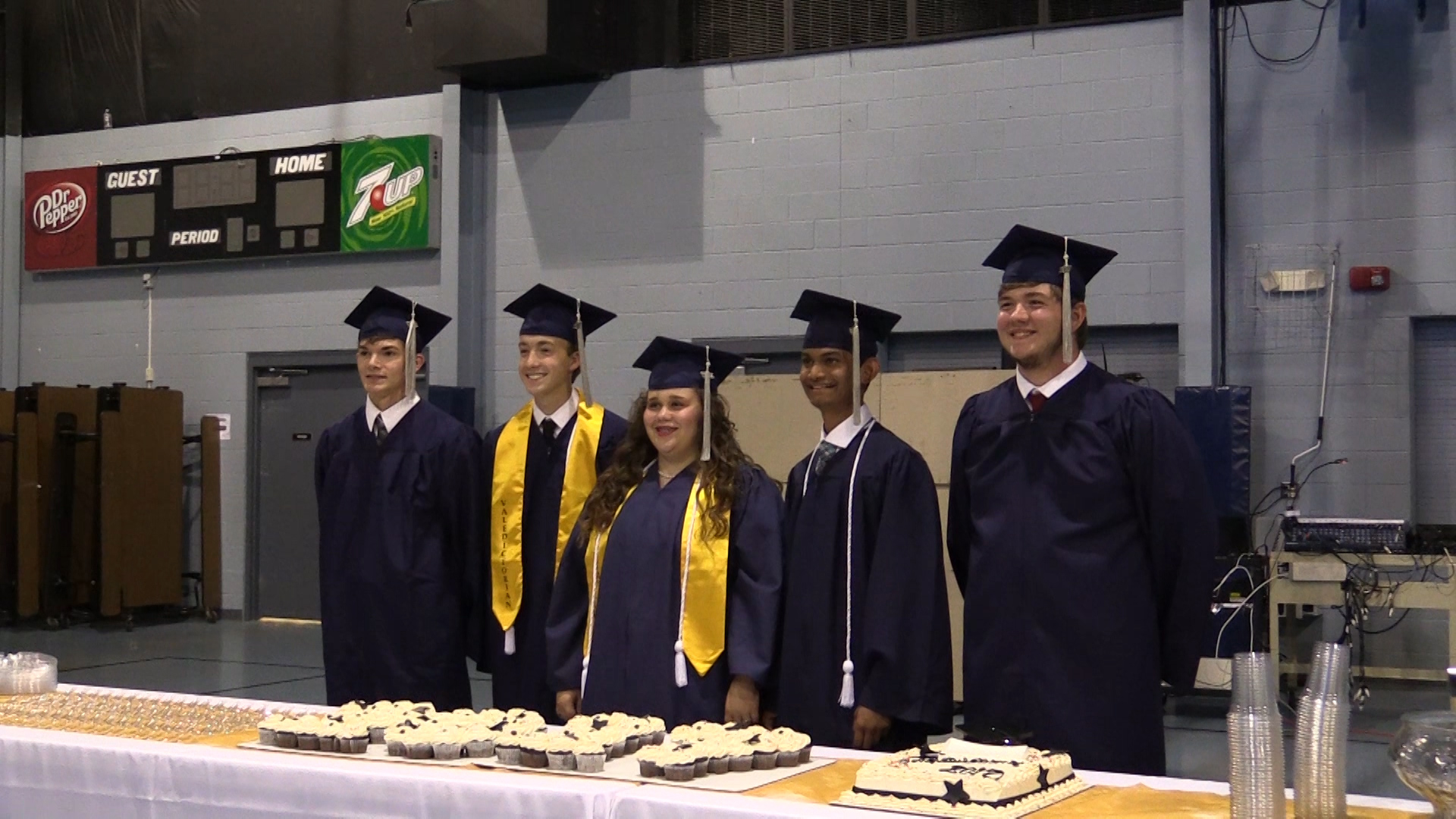 Covenant Academy graduation