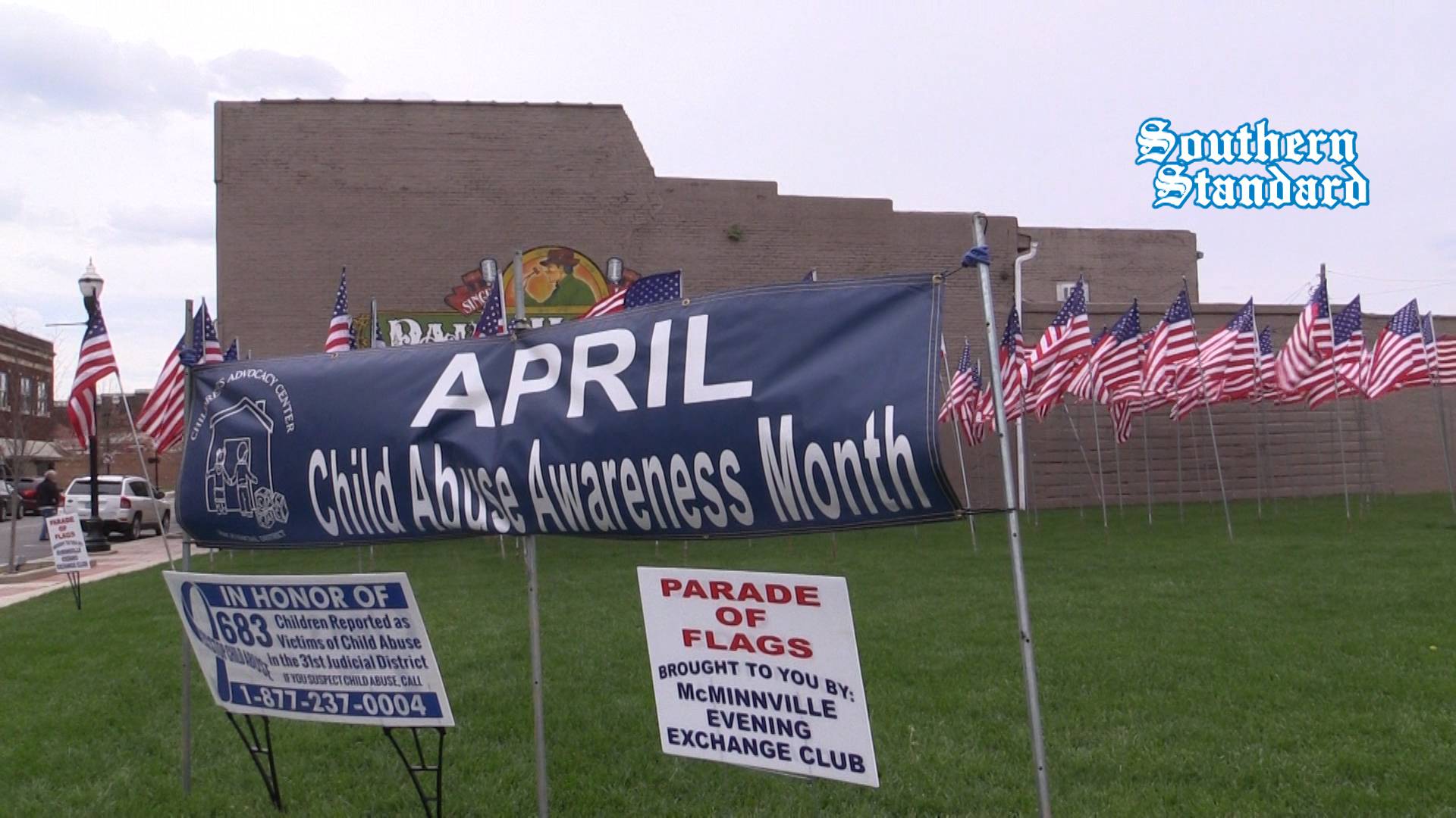 VIDEO: Child Abuse Prevention Month Program