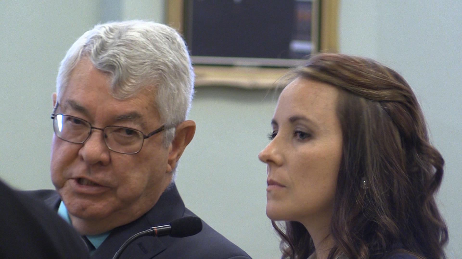 VIDEO: Brooke Hale enters no contest plea