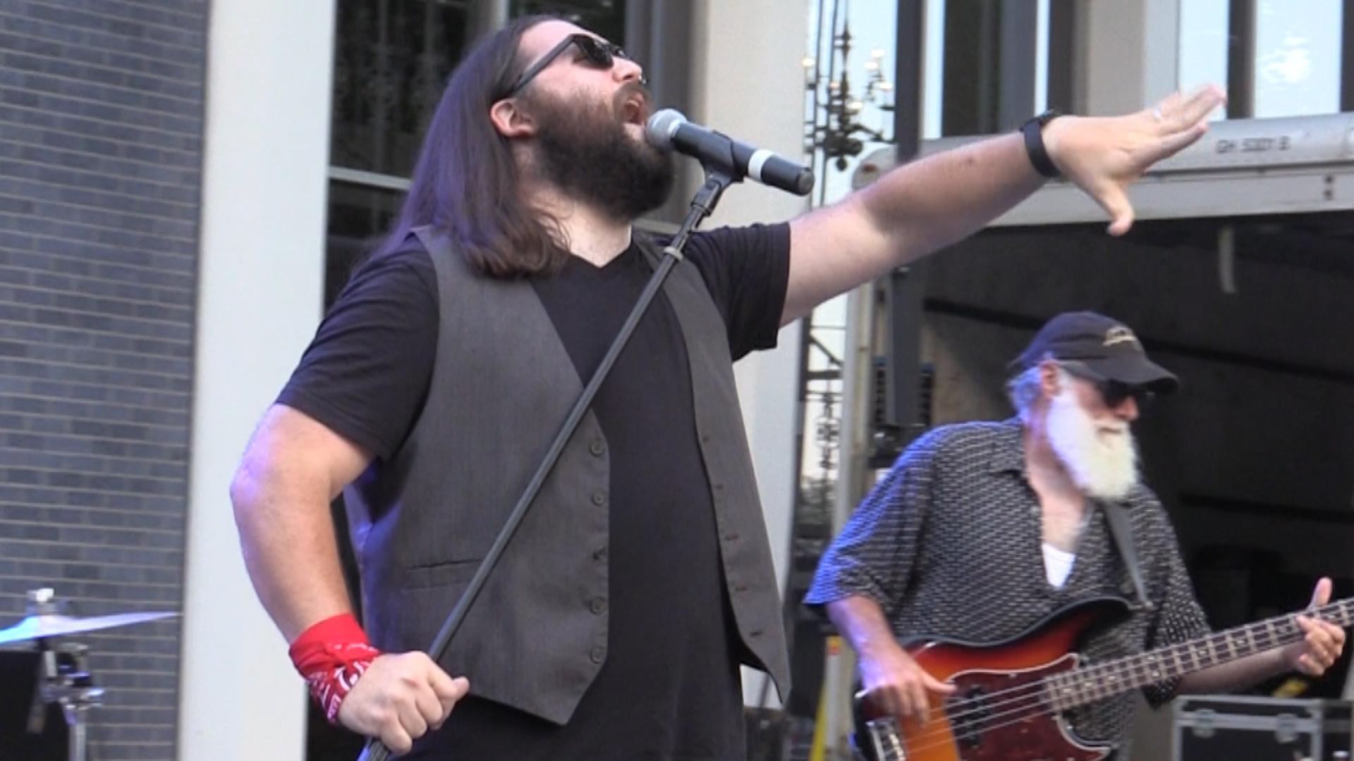 VIDEO: The Joe Harvey Band plays Main Street LIVE!