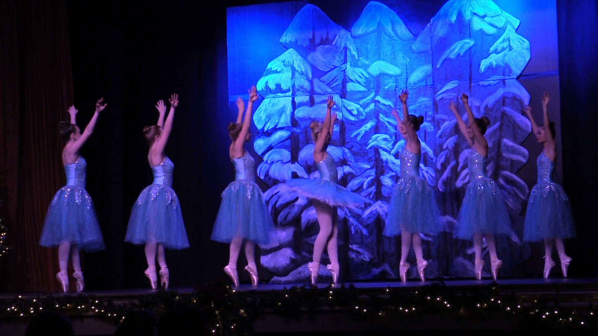 VIDEO: Nutcracker at the Park