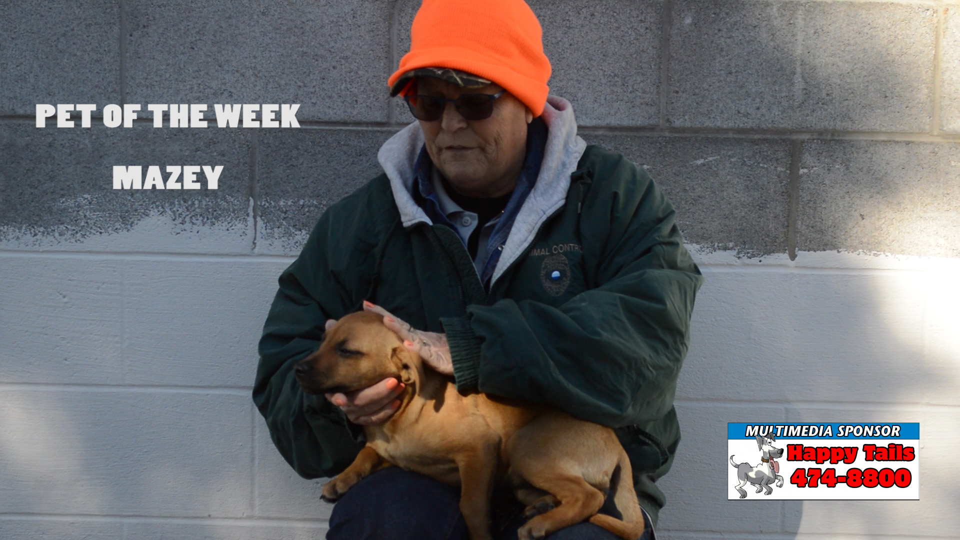 VIDEO: Pet of the Week - Mazey