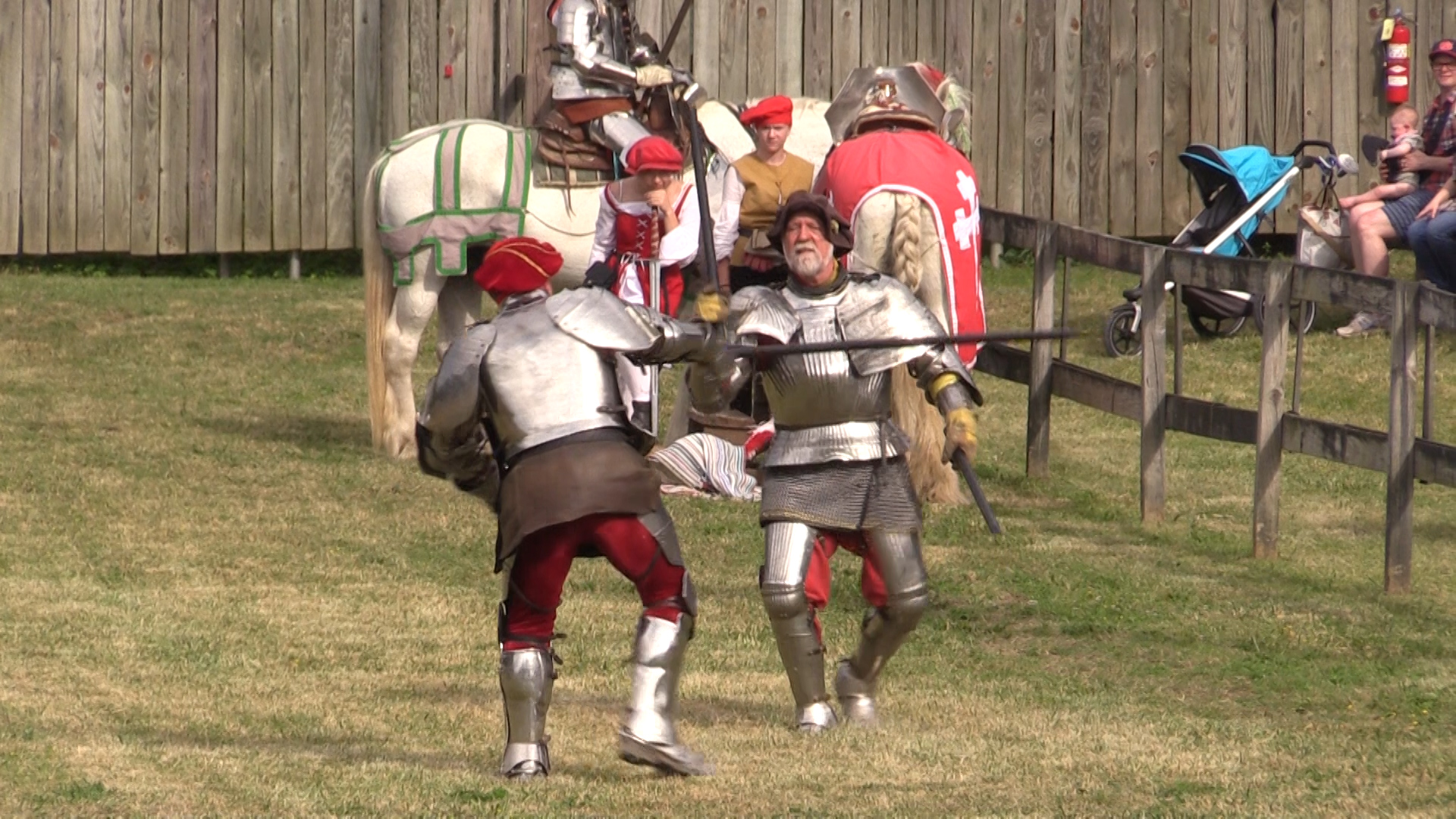 VIDEO: Scenes from the 2016 Tennessee Renaissance Festival
