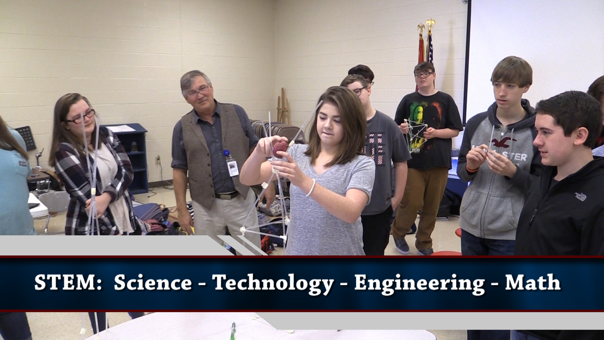 VIDEO - STEM on Wheels