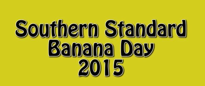 Banana Day at the Standard