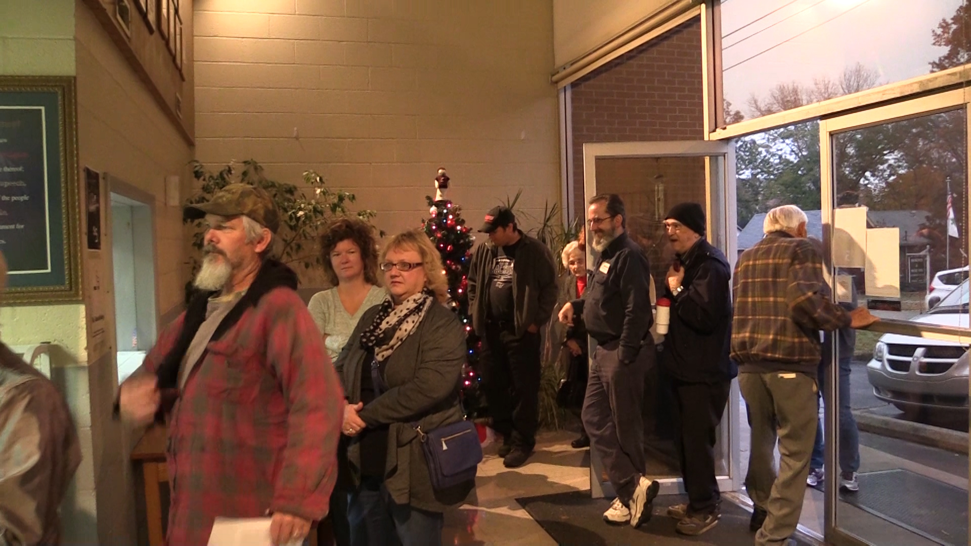 VIDEO: Black Friday at the Standard
