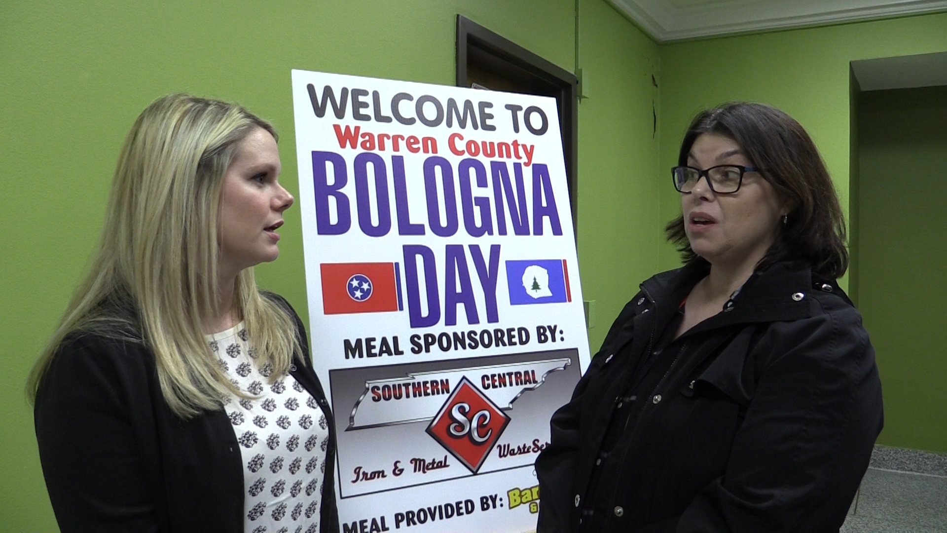 VIDEO - Bologna Day on Capitol Hill