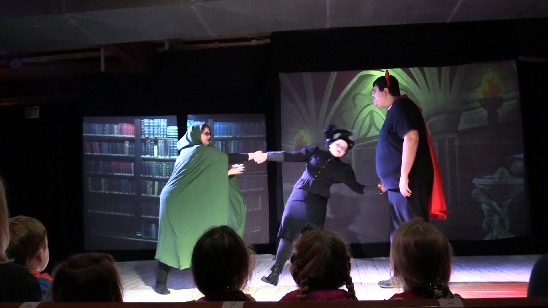 VIDEO - Brothers Grimm at Warren Arts