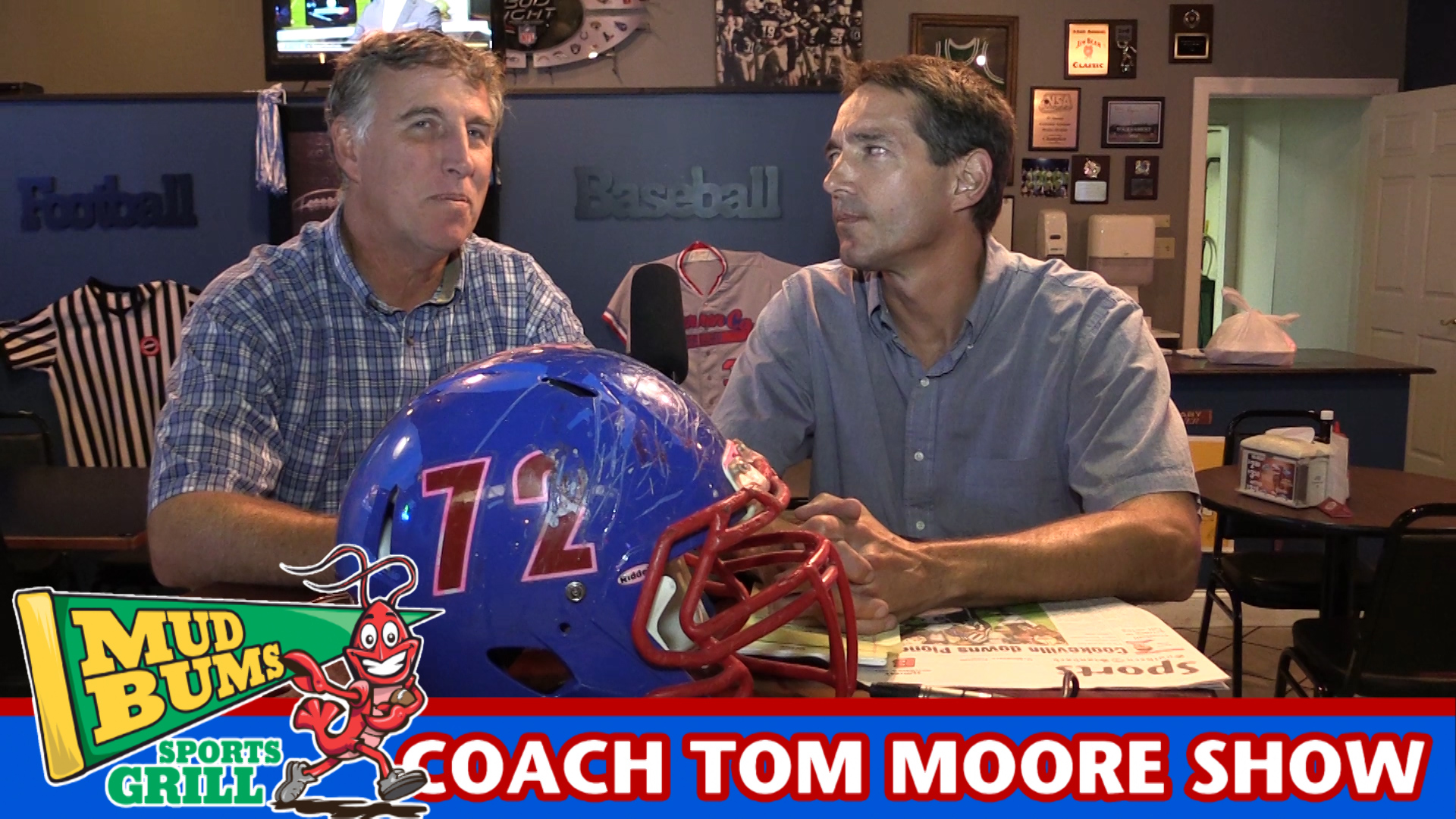 Coach Tom Moore discusses the Cookeville game