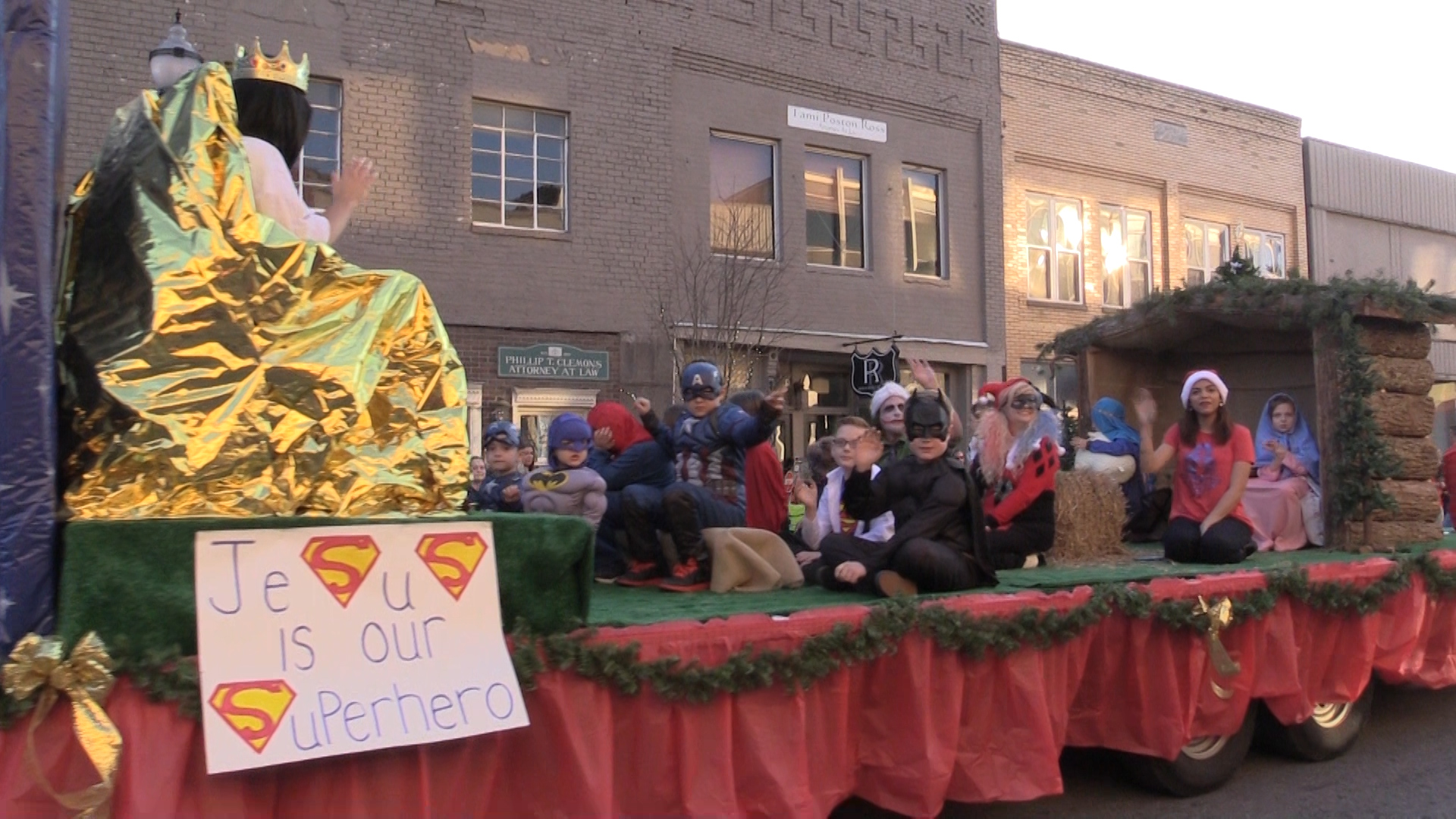 Downtown Christmas Parade