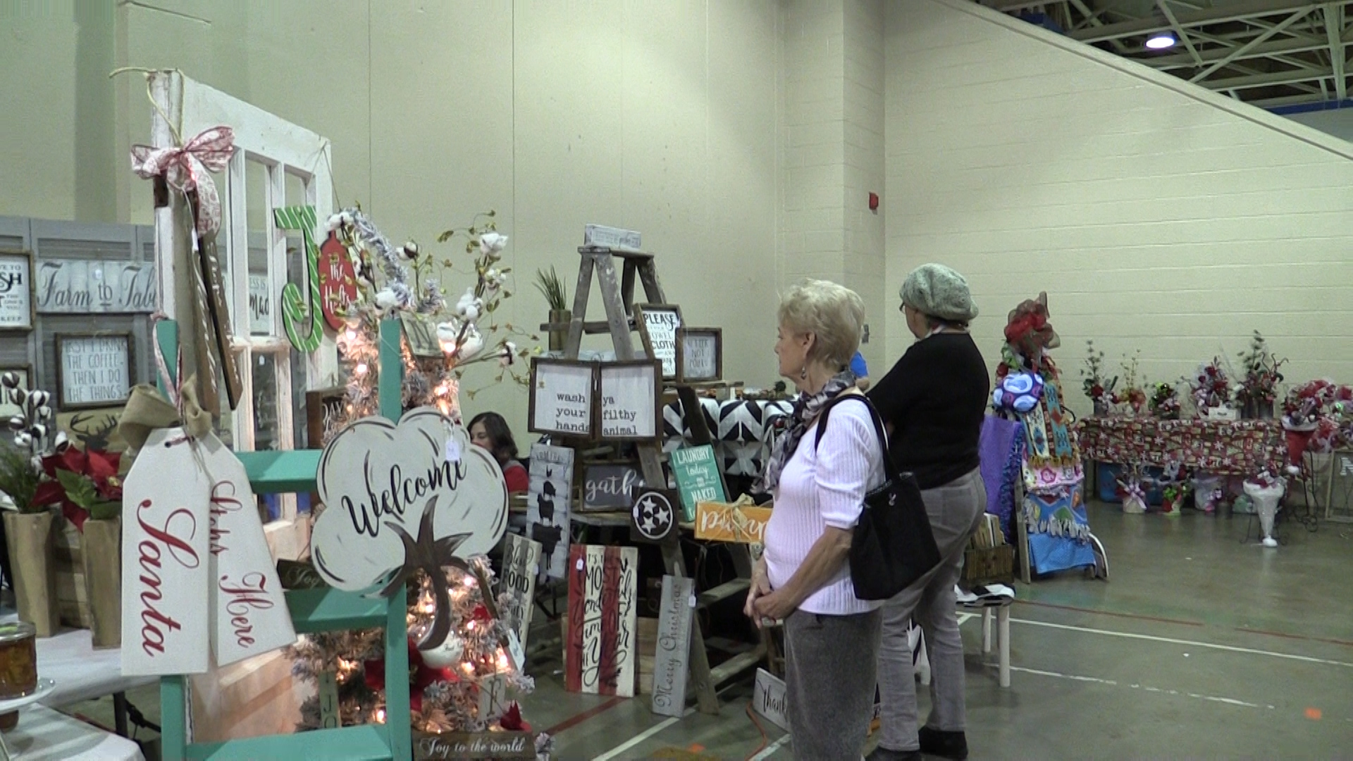 VIDEO - Craft Fair