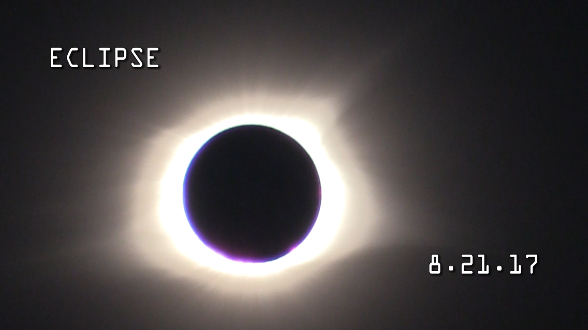 VIDEO - Total Eclipse Downtown