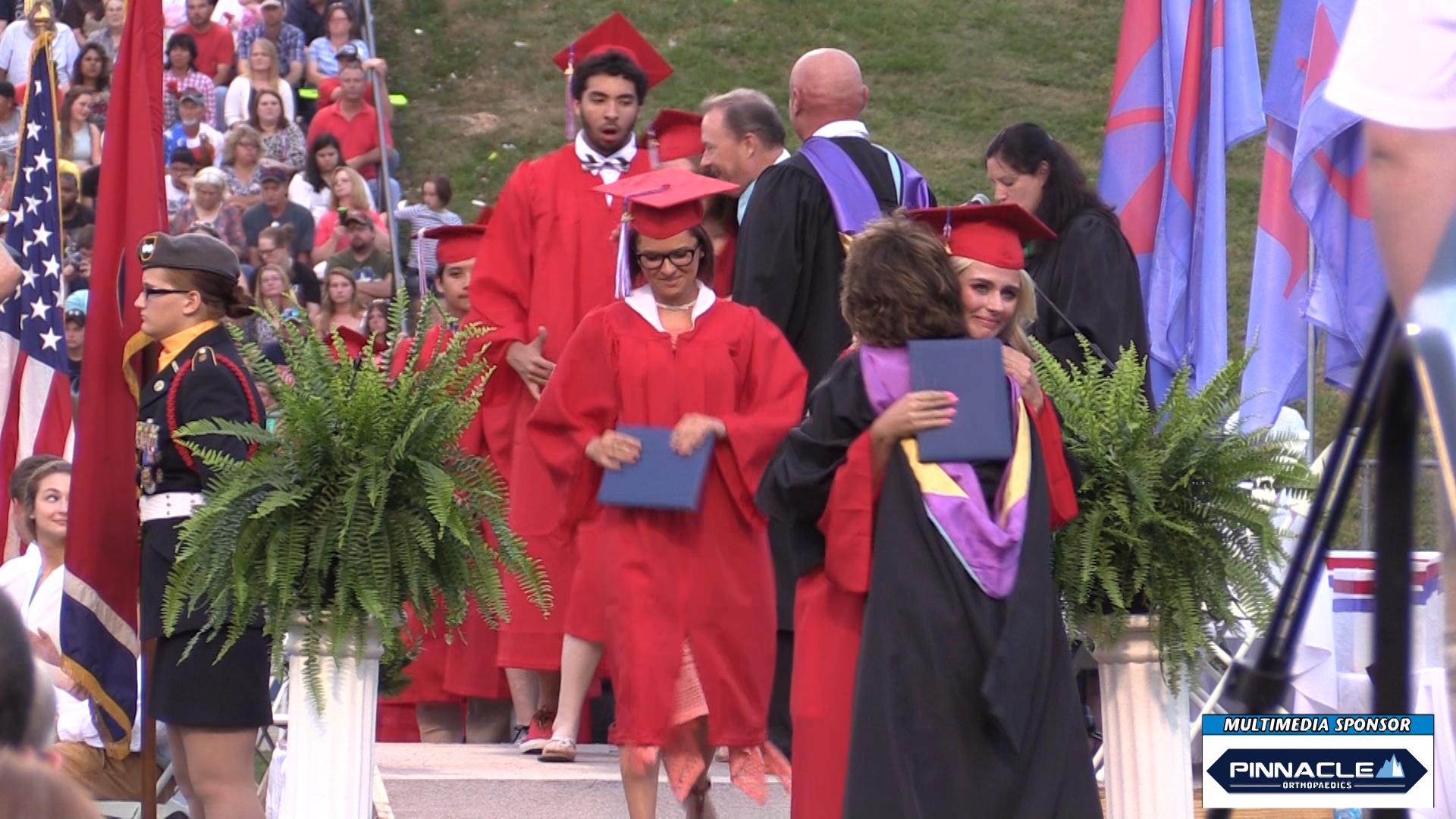 VIDEO: Warren County High School 2016 Graduation