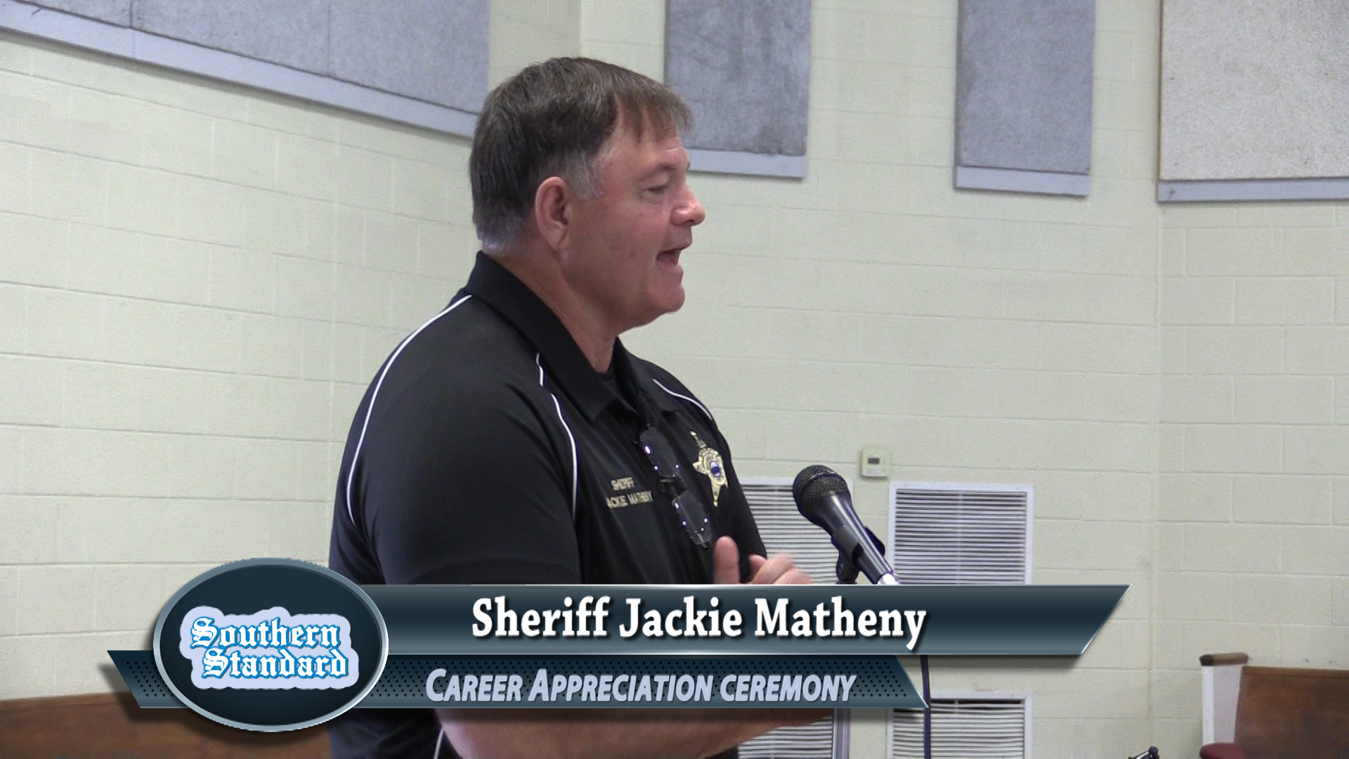 VIDEO - Jackie Matheny appreciation luncheon