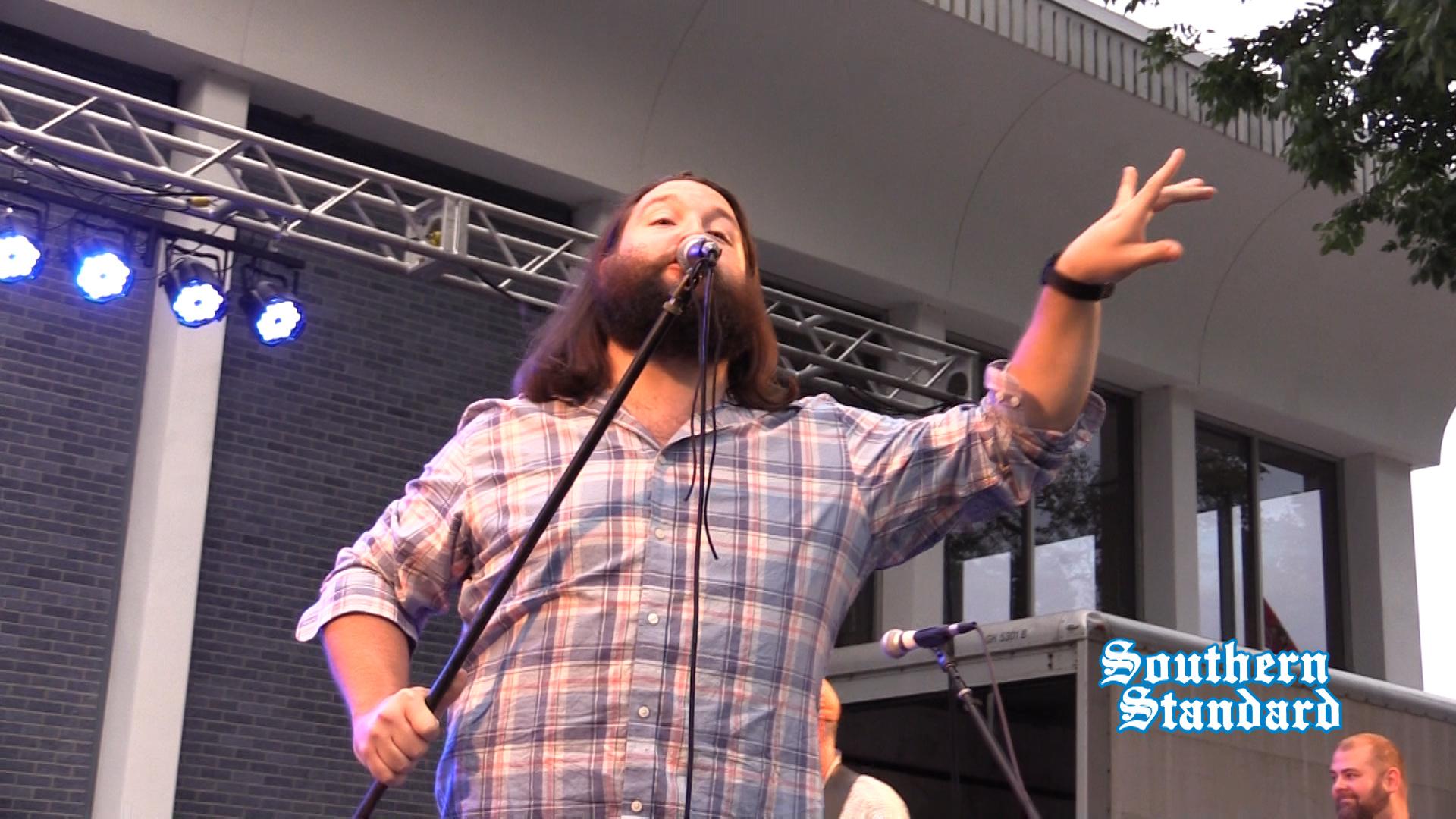 Joe Harvey concludes Main Street Live
