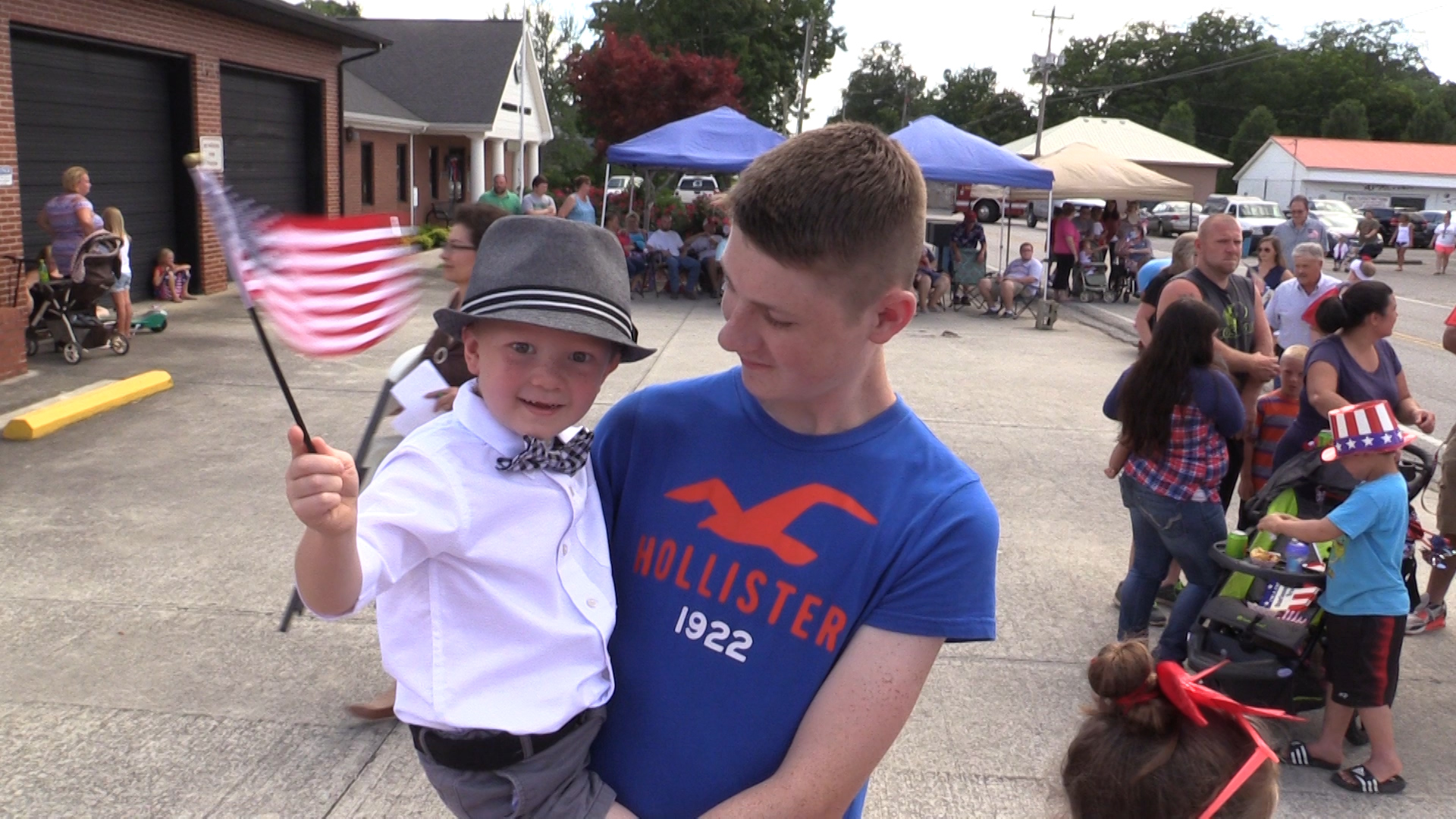VIDEO - July 4th around Warren County