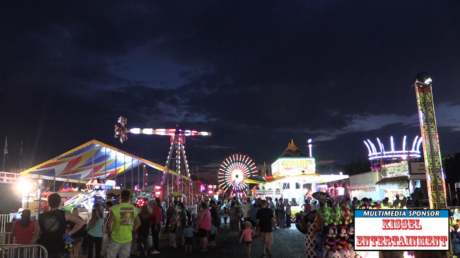 VIDEO: Kissel Entertainment @ Warren County Fair