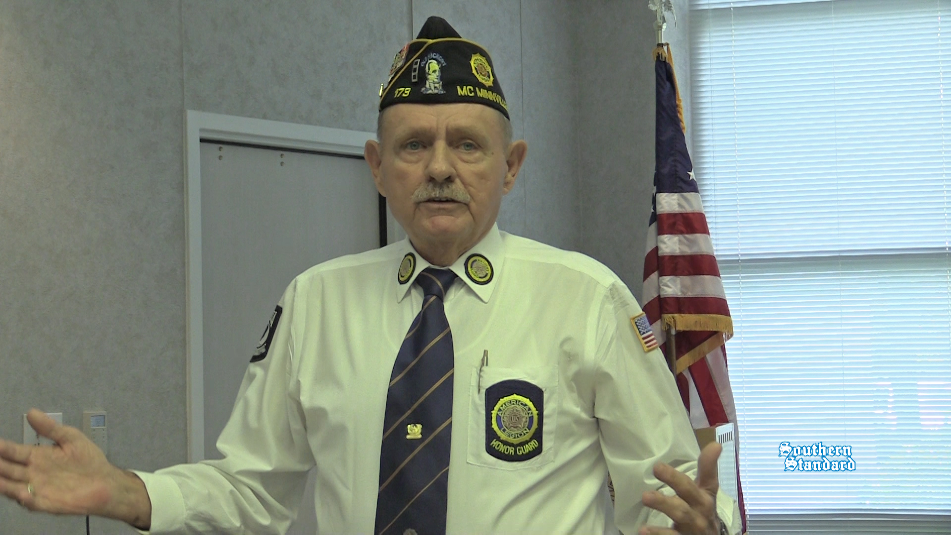 The history of the American Legion