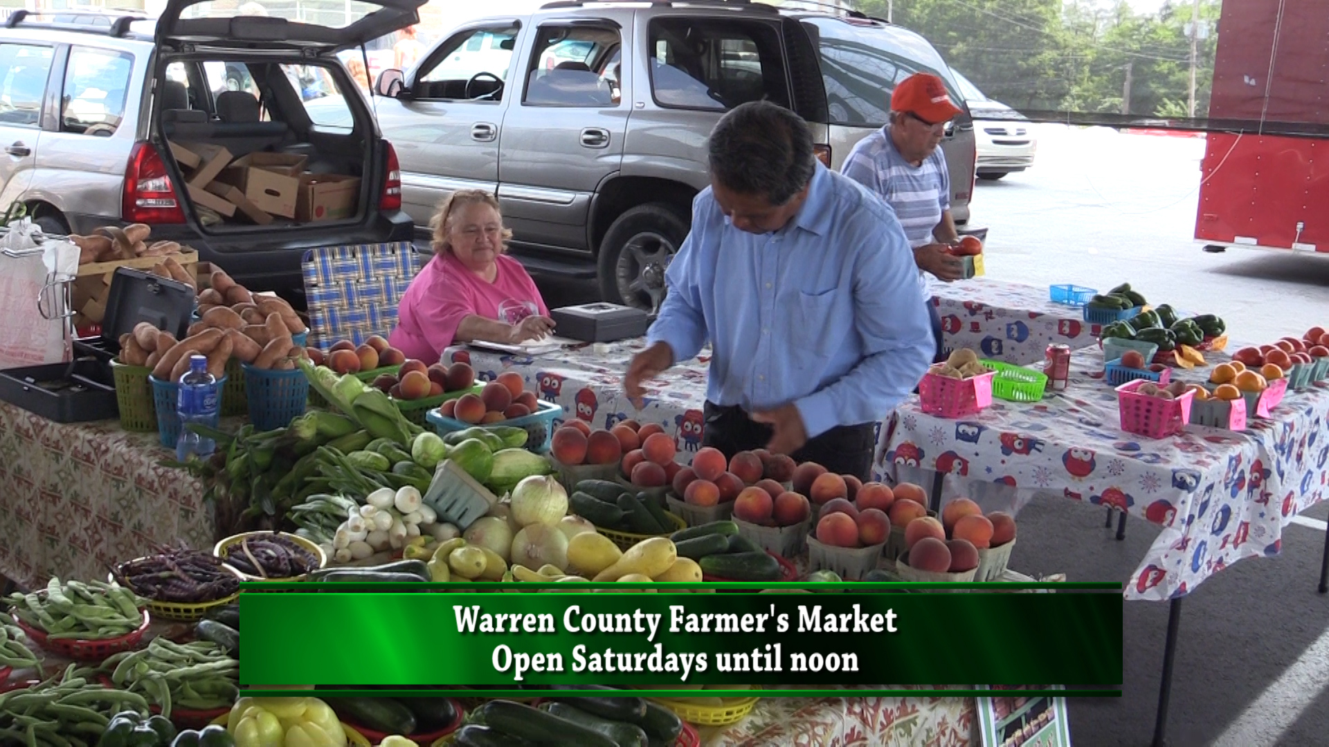 VIDEO - Warren County Farmer's Market