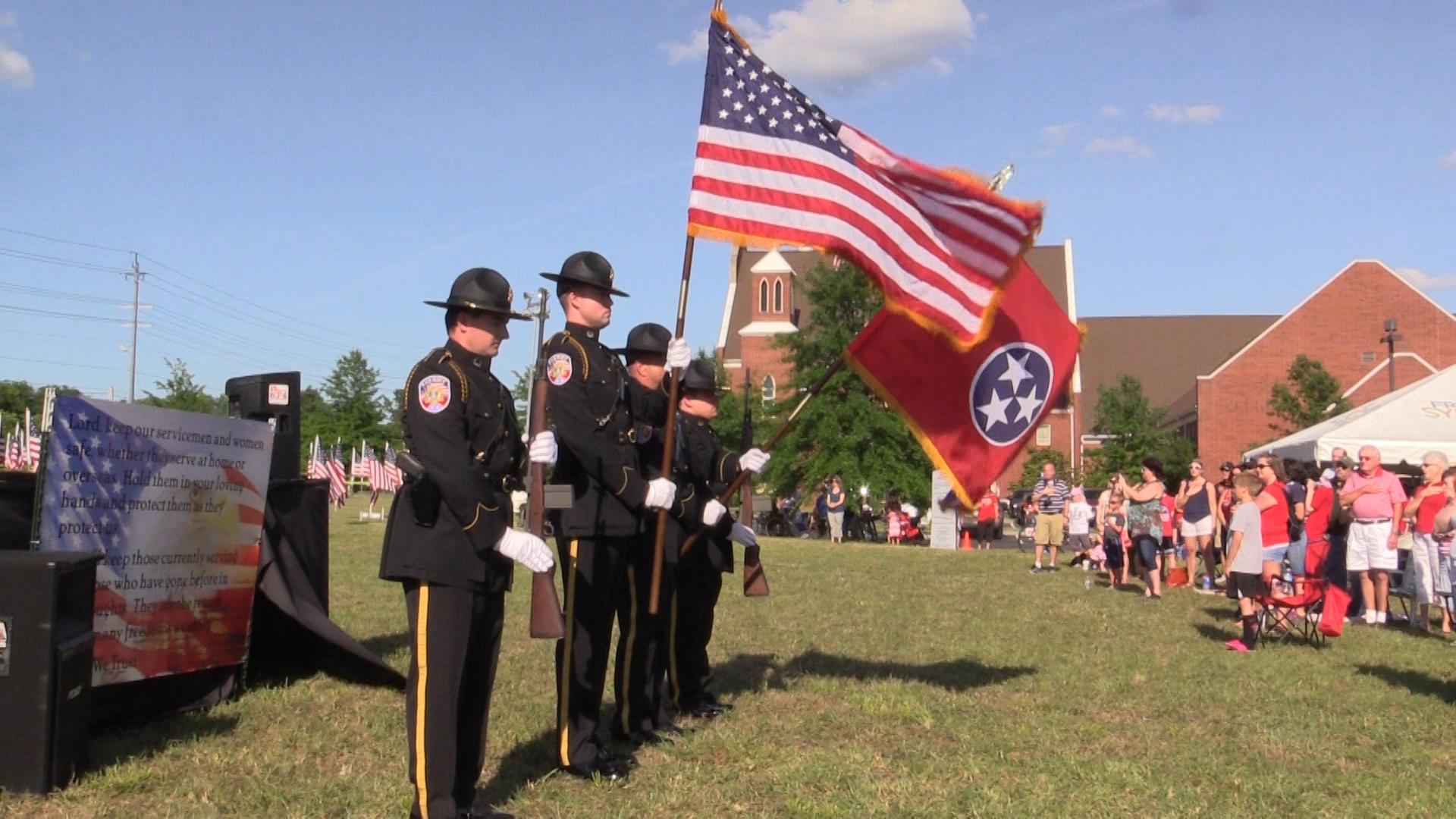 VIDEO: Healing Field of Murfreesboro