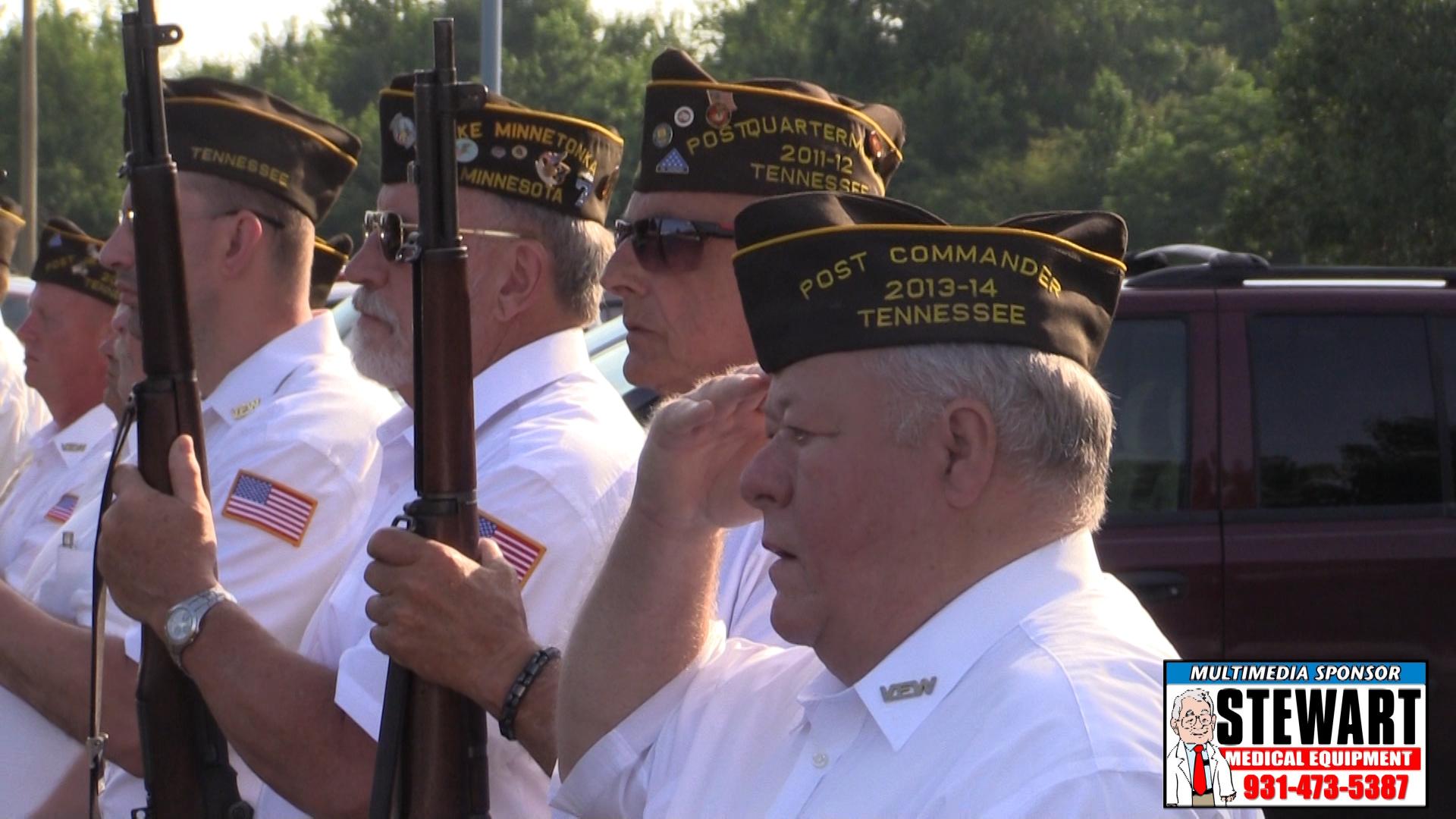 VIDEO: Warren County Memorial Day Service