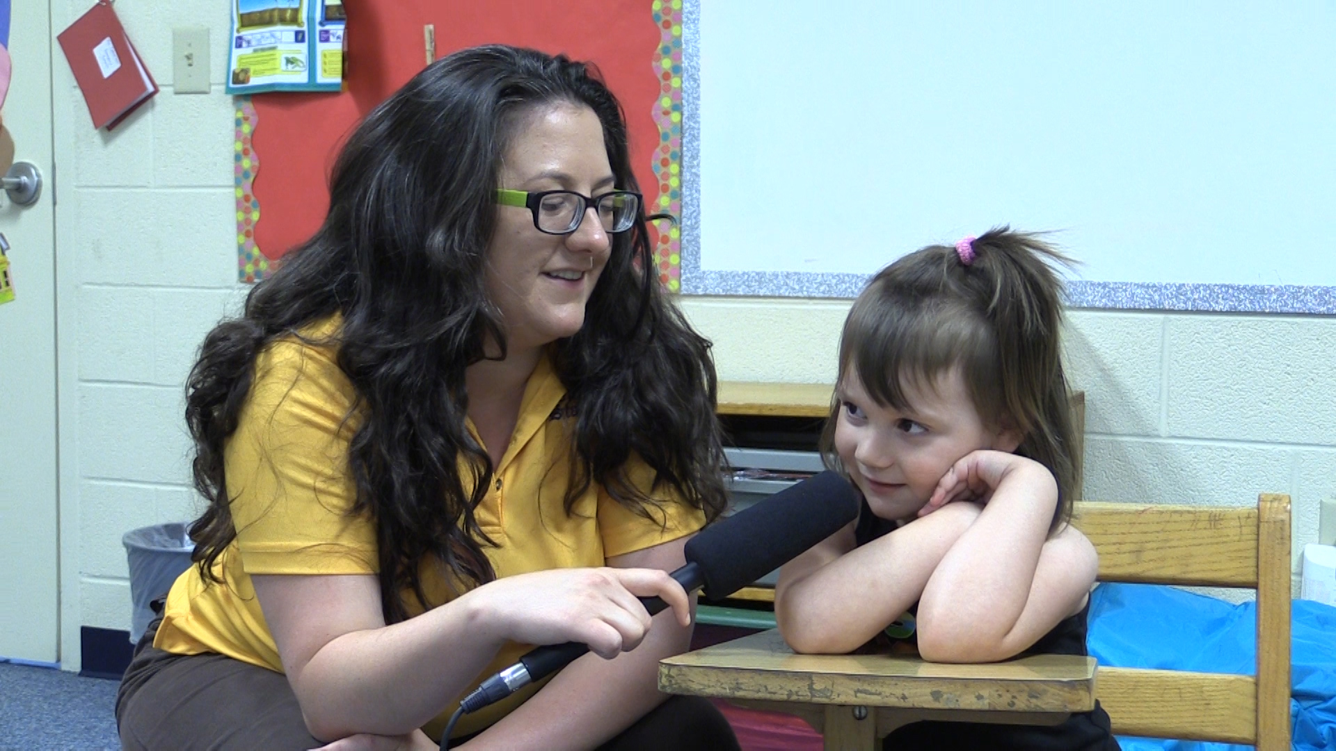 VIDEO: Mother's Day with the kids of Westwood Day School