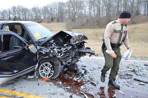 Update: Two critical following Dibrell crash