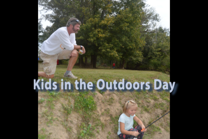 VIDEO - Kids in the Outdoors Day