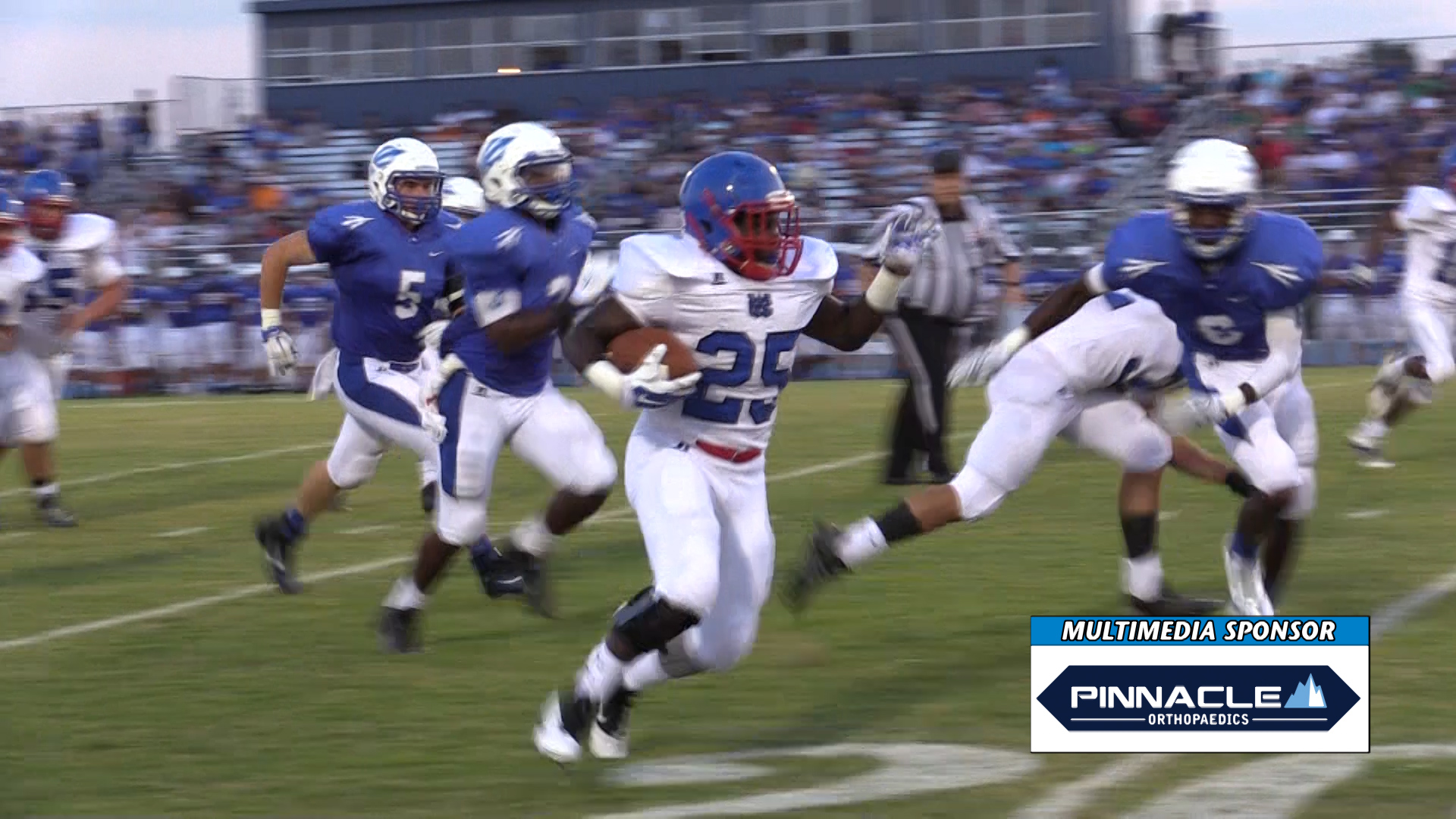 Highlights from the Warren County-Lebanon game
