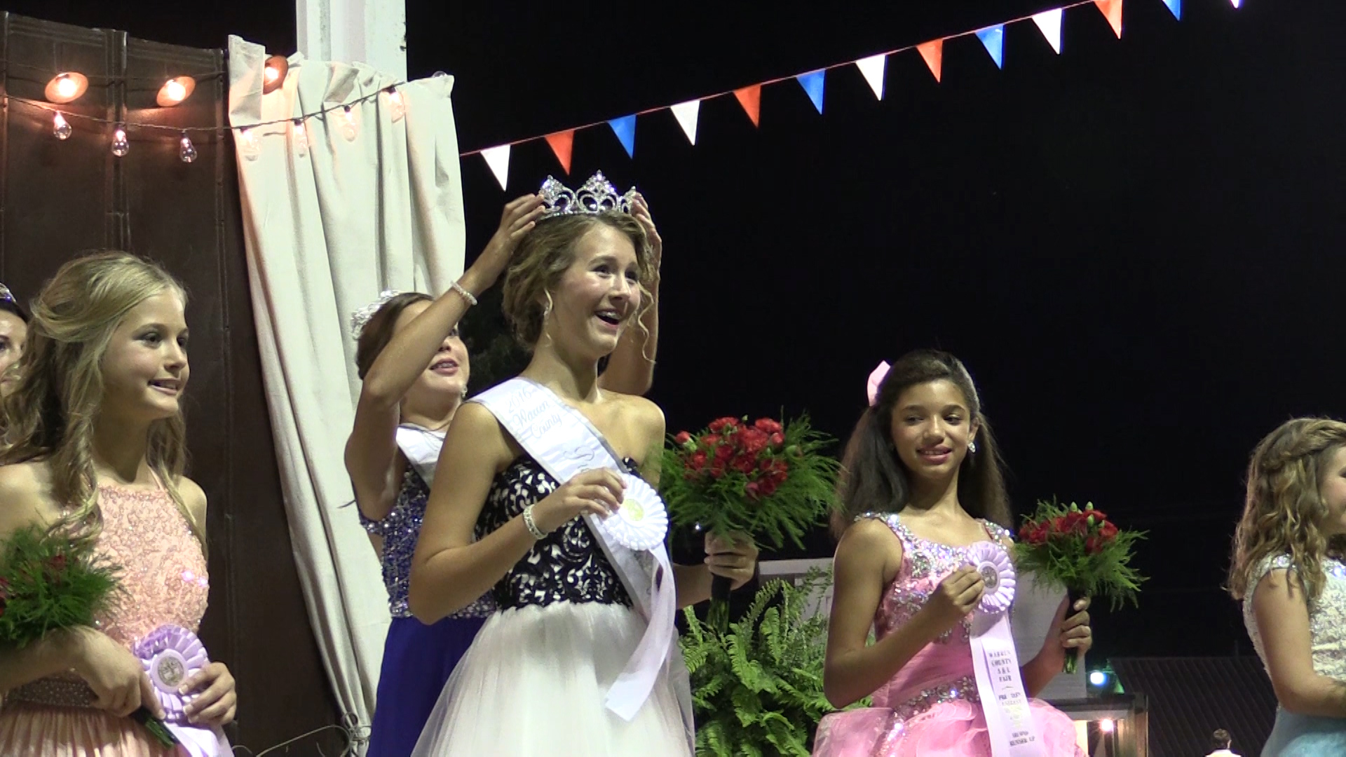 VIDEO: 2016 Preteen Fairest of the Fair Pageant