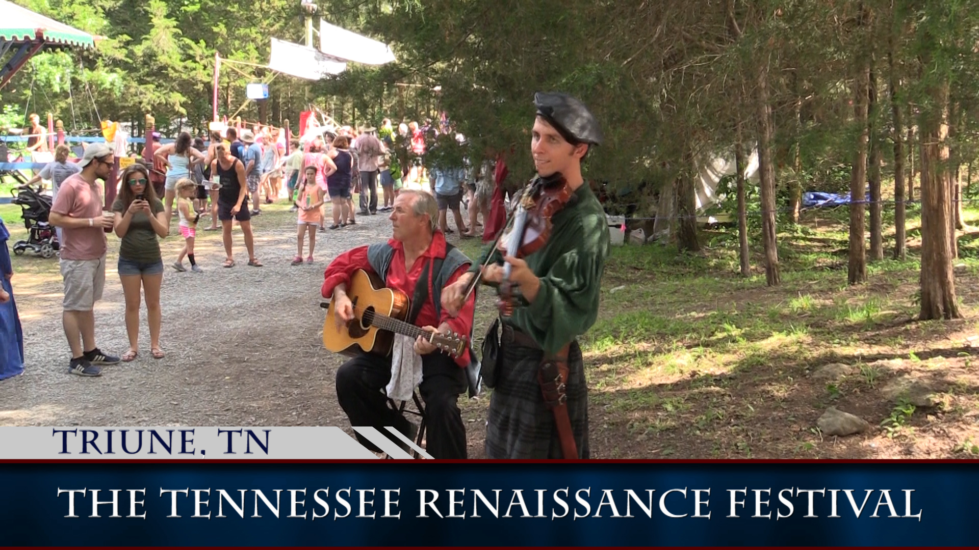 VIDEO - Scenes from TN Renaissance Festival