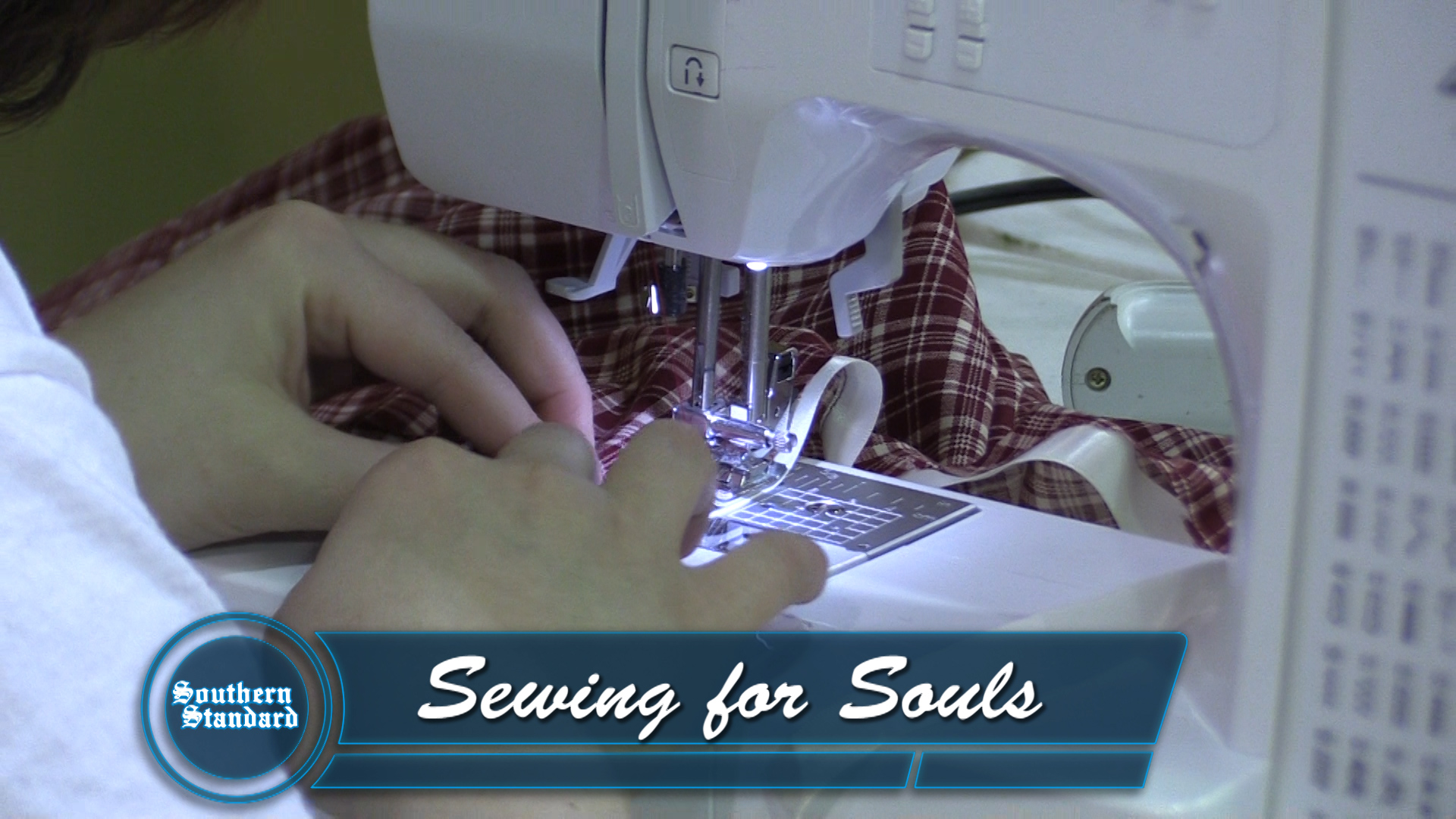 VIDEO - Sewing for Souls