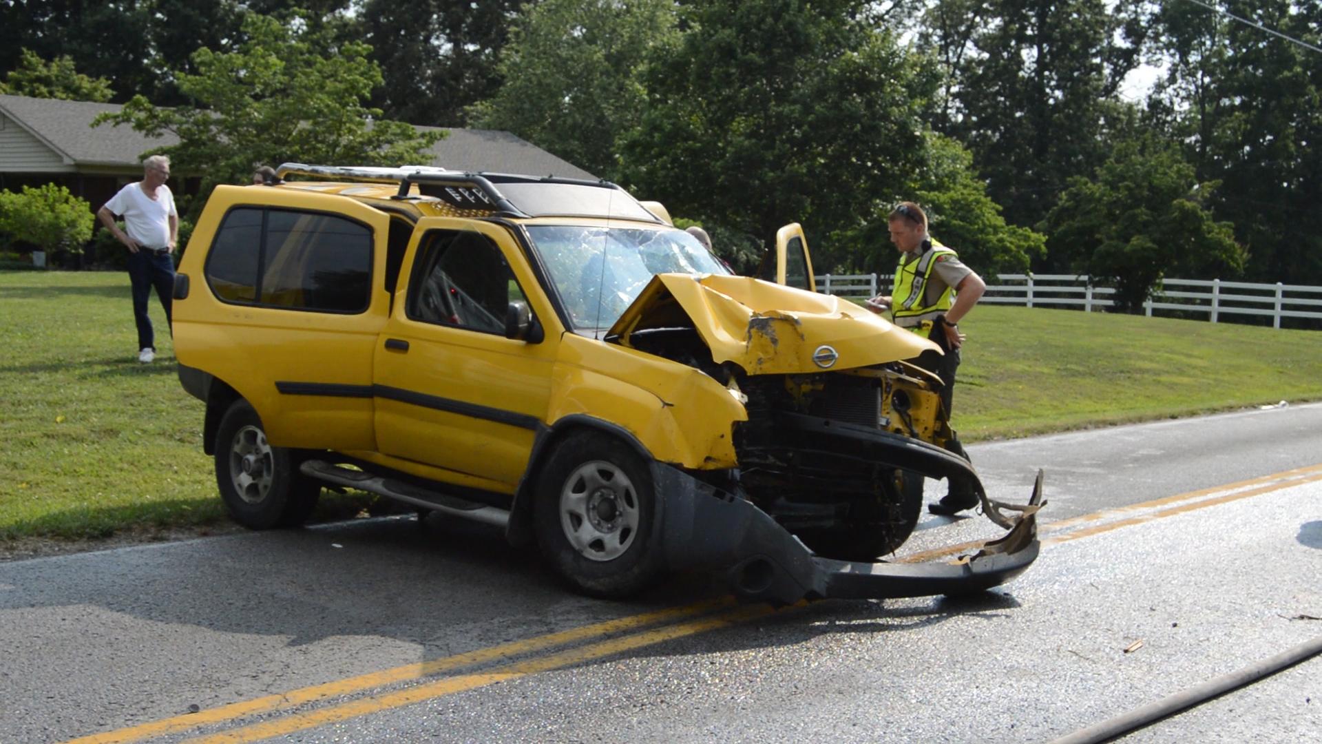 Teen driver killed in Short Mountain crash
