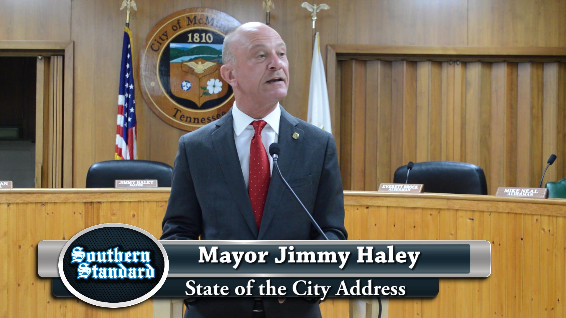 VIDEO: Mayor Haley's State of City Address