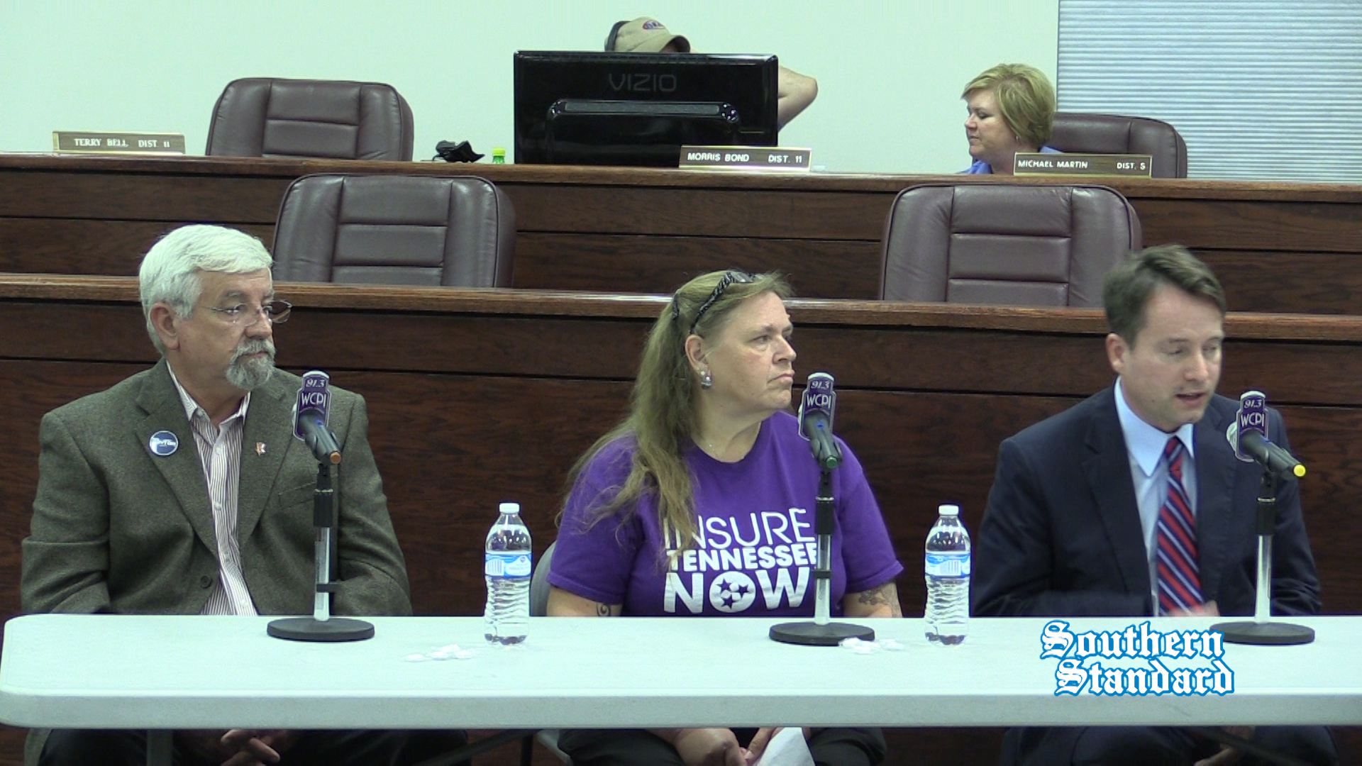 VIDEO: State Senate Forum