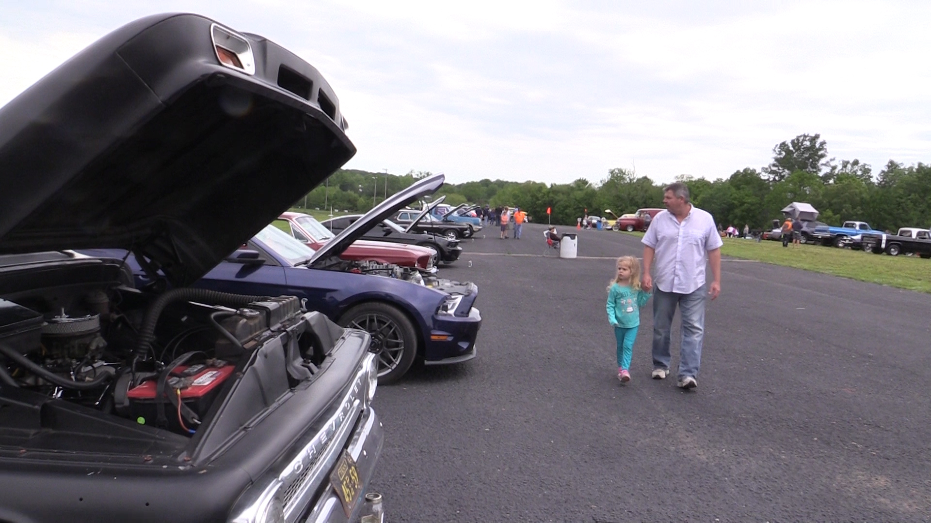 VIDEO - Back to the Strip Car Show