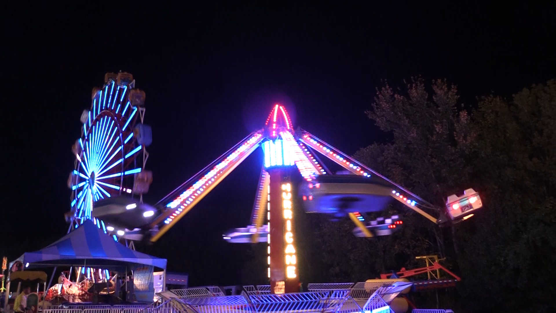 VIDEO - Taking a lap around the Midway