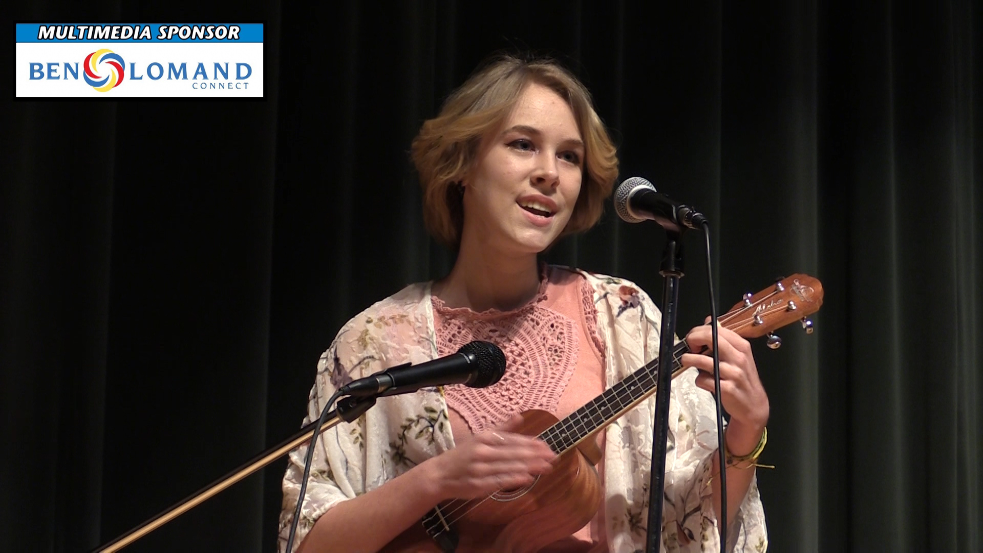 VIDEO - Talent show at WCHS